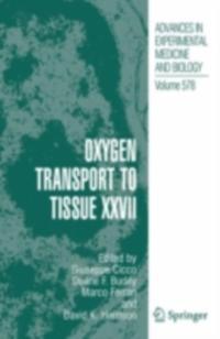 Oxygen Transport to Tissue XXVII