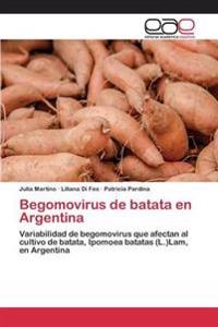 Begomovirus de Batata En Argentina
