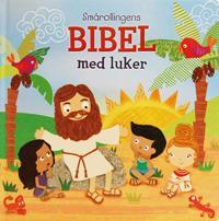 Smårollingens bibel med luker - Karen Williamson | Inprintwriters.org