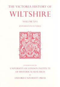 A History of Wiltshire
