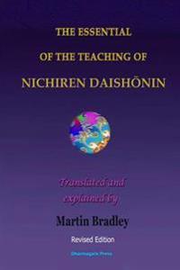 THE Essential of the Teaching of Nichiren Daishonin