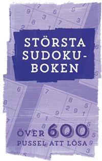 Största Sudokuboken