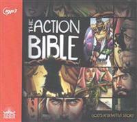 The Action Bible - Doug Mauss  Various - böcker (9781613757970)     Bokhandel