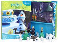 Frost : feber (sagobok, figurer, lekmatta)