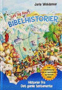 Let og finn i bibelhistorier