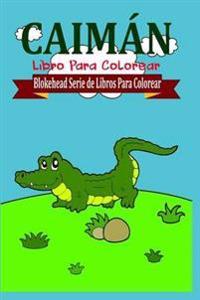 Caim n Libro Para Colorear