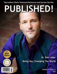 Published! Magazine: Top Authors Share Treasured Resources and Success Secrets