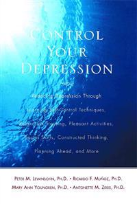 Control Your Depression