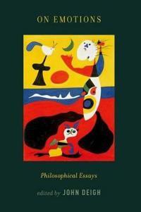 On Emotions: Philosophical Essays