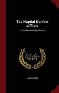The Nuptial Number of Plato