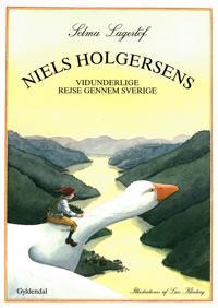 Niels Holgersens vidunderlige rejse gennem Sverige