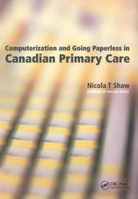 Computerization And Going Paperless in Canadian Primary Care