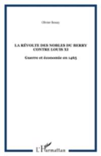 Revolte des nobles du berry contre louis