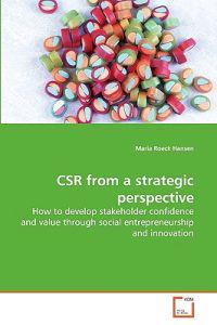 Csr from a Strategic Perspective