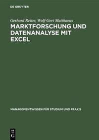 Marktforschung Und Datenanalyse Mit Excel