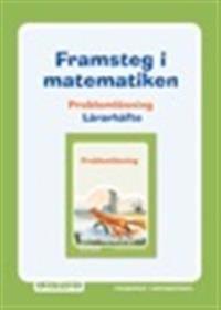 Framsteg / Problemlösning Lärarhäfte