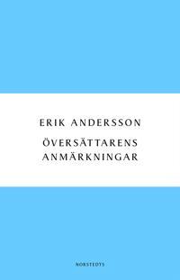 Översättarens anmärkningar : dagbok från arbetet med Ringarnas herre