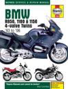 Haynes Bmw R850, 1100 & 1150 4-valve Twins '93 to '06 Repair Manual