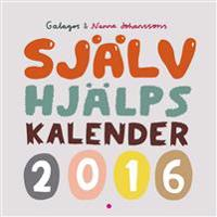 Självhjälpskalender 2016,Galagos & Nanna Johanssons