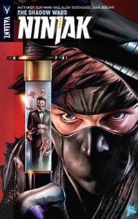 Ninjak The Shadow Wars 2
