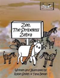 Zee, the Stripeless Zebra