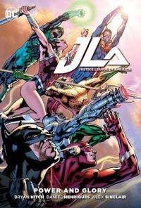 Justice League of America Power & Glory