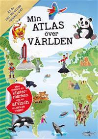 Min atlas över världen