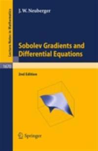 Sobolev Gradients and Differential Equations