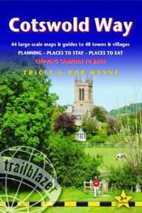 Trailblazer British Walking Guide Cotswold Way