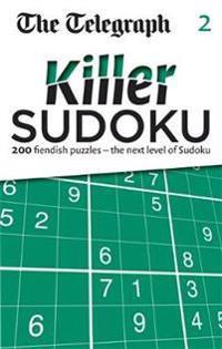 The Telegraph: Killer Sudoku 2