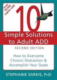 10 Simple Solutions Adult ADD