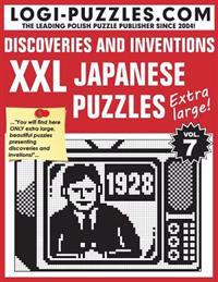 XXL Japanese Puzzles: Discoveries and Inventions