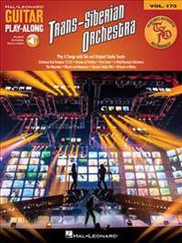 Trans-Siberian Orchestra: Guitar Play-Along Volume 173 Includes Authentic TSO Original Studio Tracks to Play Along With!