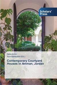 Contemporary Courtyard Houses in Amman, Jordan