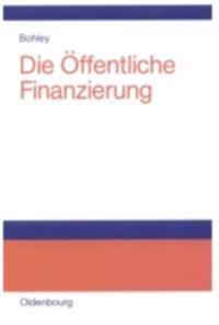 Die offentliche Finanzierung