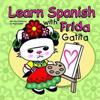 Learn Spanish with Frida Gatita