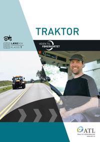 Veien til førerkortet; traktor; lærebok klasse T