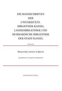 Manuscripta Chemica in Quarto