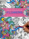 Calm Colouring Flowers
