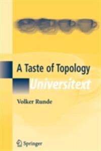Taste of Topology