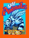 Wild Animalz: Coloring Book