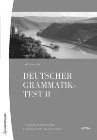 Deutscher Grammatiktest 2 (10-pack) - Tyska 4