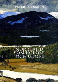Norrland som koloni och utopi : Olof Högbergs Den stora vreden, Ludvig Nordströms Petter Svensks historia och berättelsen om Sverige