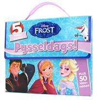 Disney Frost: Pysseldags! 5 roliga böcker