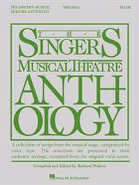 Singer's Musical Theatre Anthology - Volume 6: Tenor