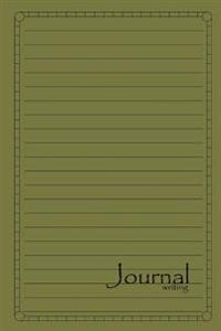 Journal: Writing
