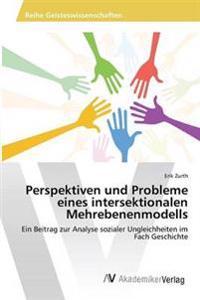 Perspektiven Und Probleme Eines Intersektionalen Mehrebenenmodells