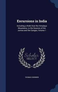 Excursions in India