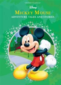 Mickey Mouse Adventure Tales and Stories