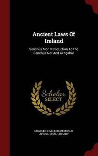 Ancient Laws of Ireland